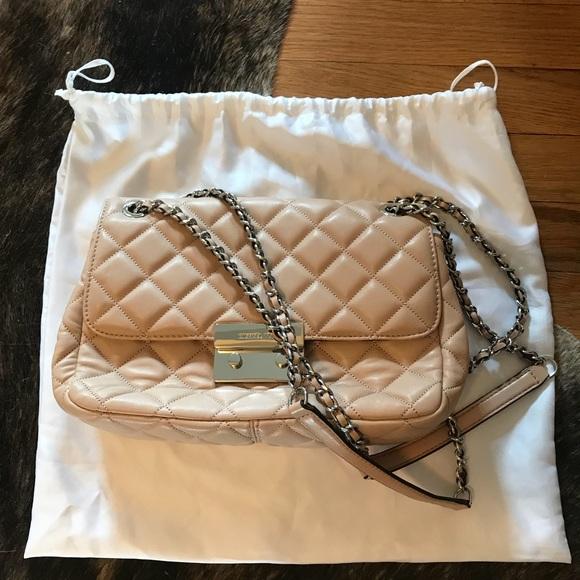 Brand New Michael Kors Blush Sloan Handbag. M 5aca63b905f4309752b2e6c8 7594ae84f7
